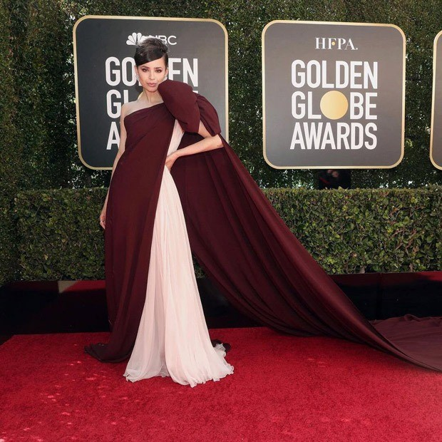 Golden Globes 2021 Rosamund Pike, Dan Levy, Nicole Kidman and more best dressed celebs steal the spotlight