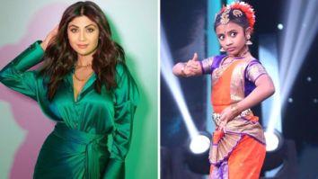 Super Dancer Chapter 4 contestant Pratiti leaves Shilpa Shetty Kundra stunned