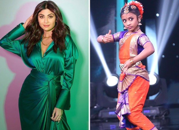 Super Dancer Chapter 4 contestant Pratiti leaves Shilpa Shetty Kundra stunned