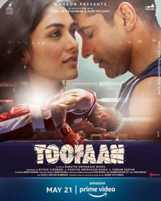 First Look Of Toofaan