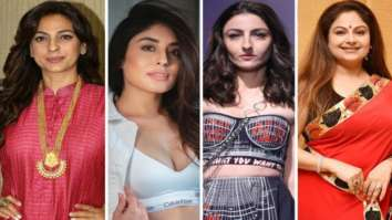 Juhi Chawla, Kritika Kamra, Soha Ali Khan, Ayesha Jhulka among others to star in Amazon Prime Video's thriller series Hush Hush