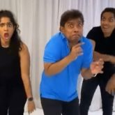 VIDEO: Johny Lever and his kids Jamie and Jesse give a hilarious twist to the Don't Rush Challenge