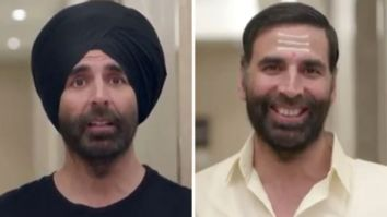From a sardar to a south Indian, Akshay Kumar dons multiple characters in latest advertisement for Lodha