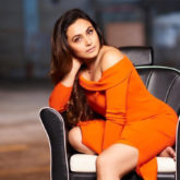 """""""Power is with the women to change the perception about how women are represented""""- Rani Mukerji"""