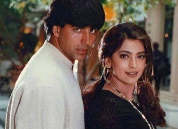 Bollywood's Mr. & Mrs. Khiladi Akshay Kumar and Juhi Chawla join the Pawri trend