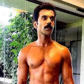 Rajkummar Rao packs muscle for his new avatar in Junglee Pictures' Badhaai Do!
