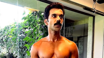 Rajkummar Rao packs muscle for his new avatar in Junglee Pictures' Badhaai Do!