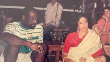 Masaba Gupta shares a rare childhood picture featuring her parents Neena Gupta and Vivian Richards