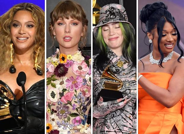 GRAMMYS 2021:Beyoncé, Taylor Swift make history; Billie Eilish and Megan Thee Stallion win big