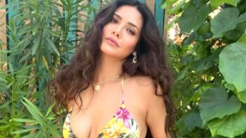 Esha Gupta stuns in yellow floral print bikini as she holidays in Maldives