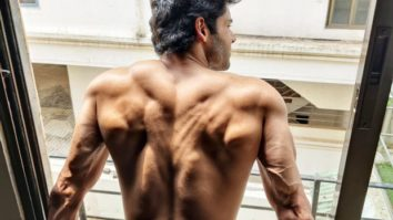 Abhimanyu Dassani undergoes physical transformation for the shoot of a special song in Nikamma; flaunts his ripped muscles