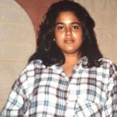 Sameera Reddy says she had it hard as a teenager as she would stammer and was on the heavier side; shares pic
