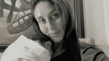 Saif Ali Khan's sister Saba shares first picture of Kareena Kapoor Khan's newborn son