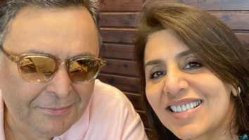 Neetu Kapoor shares a video of Rishi Kapoor singing during their last trip to NYC