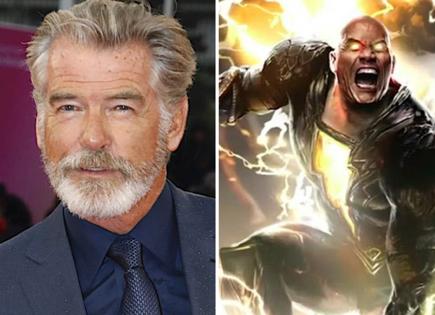 Pierce Brosnan to play Dr. Fate in Dwayne Johnson starrer Black Adam