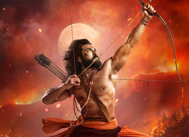 SS Rajamouli presents first look poster of Ram Charan as Alluri Sita Ramaraju