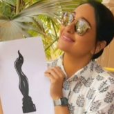 Sonakshi Sinha gets creative after she does not make it to the Filmfare nominations list