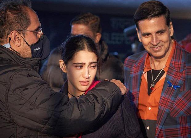 Sara Ali Khan concludes the shoot for Atrangi Re; pens a note for Akshay Kumar, Dhanush, and Aanand L Rai
