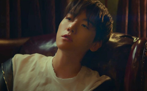 EXO's Baekhyun unleashes his inner sensuousness in 'Bambi' music video