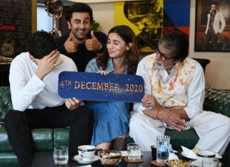 World Kidney Day: Ranbir Kapoor, Amitabh Bachchan, Alia Bhatt of team Brahmastra pledge to donate their organs