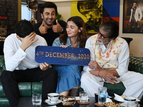 World Kidney Day: Ranbir Kapoor, Amitabh Bachchan, Alia Bhatt of team Brahmastra pledge to donate their organs