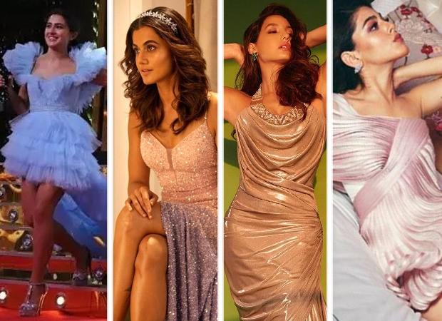Filmfare Awards 2021 Best Dressed: Sara Ali Khan, Taapsee Pannu, Nora Fatehi, Alaya F steal the show