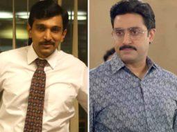 """It is unfair to compare my performance with Abhishek Bachchan's"" - Pratik Gandhi"