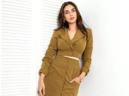 Aditi Rao Hydari's summer wardrobe includes de-constructed blazer co-ord set worth Rs. 16,500