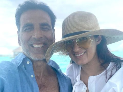 Akshay Kumar back home after testing negative for COVID-19, Twinkle Khanna confirms