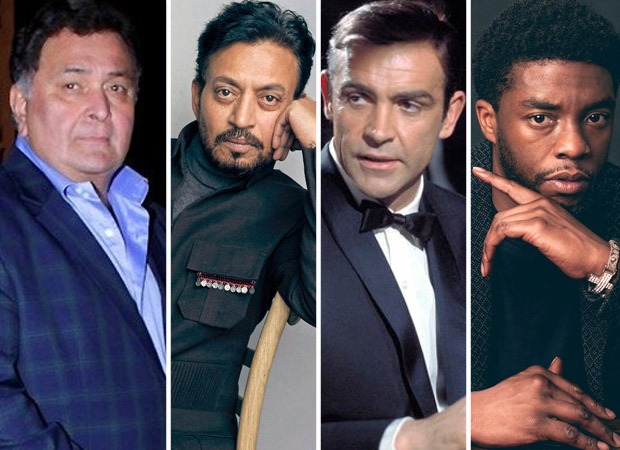 BAFTA 2021 Rishi Kapoor Irrfan Khan Sean Connery Chadwick Boseman among others honoured in tribute video