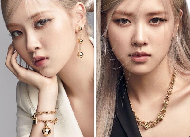 BLACKPINK's Rosé roped in as global ambassador of Tiffany & Co