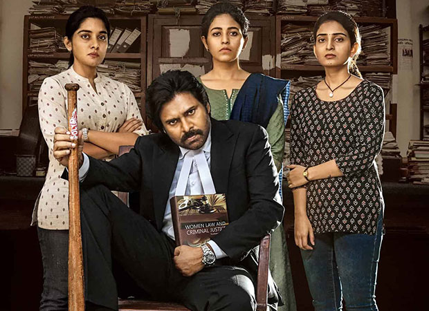 Box Office: Vakeel Saab does well in overseas markets at close of second weekend :Bollywood Box Office