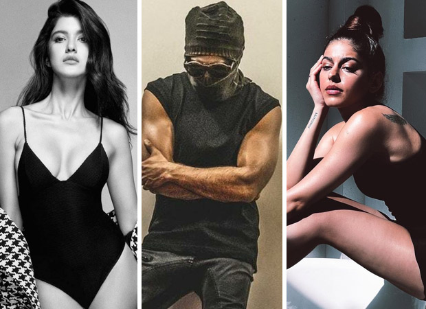 COLOUR OF THE WEEK - BLACK: Shanaya Kapoor, Ranveer Singh, Alaya F make a statement
