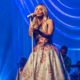 Carrie Underwood raises $112,000 for Save the Children through her 'My Savior' virtual concert