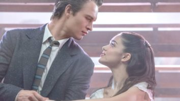 First trailer of Steven Spielberg's West Side Story starring Ansel Elgort and Rachel Zegler brings classic tale of fierce rivalries and young love