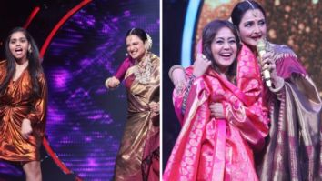 From dancing in sneakers to gifting a saree to Neha Kakkar, here's how Rekha had a great time on Indian Idol 12