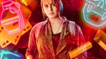 Huma Qureshi unveils her character poster from Zack Snyder's Army Of The Dead