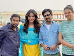 On The Sets From The Movie Jogira Sara Ra Ra
