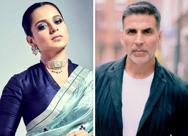 Kangana Ranaut claims she received 'secret calls' from big stars like Akshay Kumar after Thailaivi trailer launch