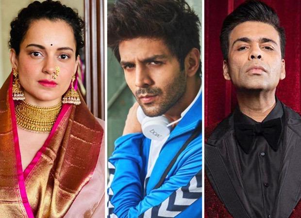 """Kangana Ranaut comments on Kartik Aaryan - Karan Johar fallout; says, """"Don't force him to hang himself"""""""