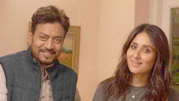 Kareena Kapoor Khan remembers her Angrezi Medium costar Irrfan Khan on his first death anniversary