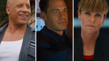 New trailer of F9 features Vin Diesel facing off John Cena andCharlize Theron, sends the crew to space