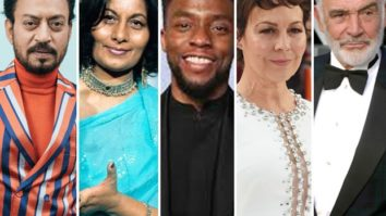 Oscars 2021: Irrfan Khan, Bhanu Athaiya, Chadwick Boseman,  Helen McCrory, Sean Connery among others honoured