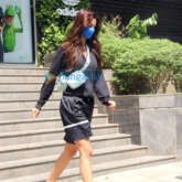 Photos: Disha Patani spotted in Bandra