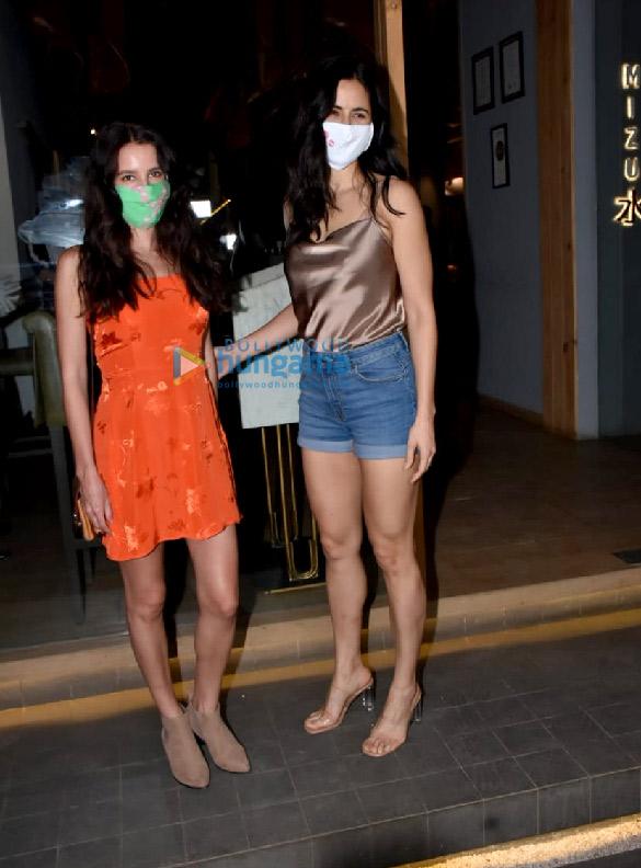 Photos Katrina Kaif, Isabelle Kaif and others spotted at Mizu restaurant in Bandra (5)