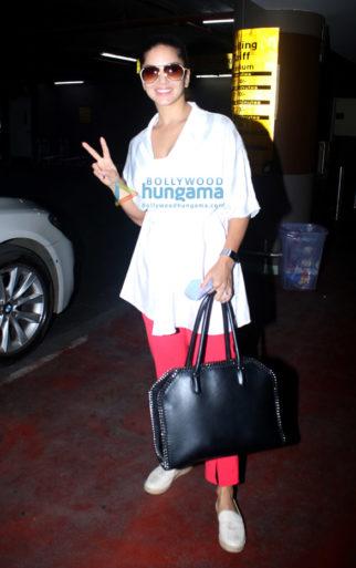 Photos: Sunny Leone, Preity Zinta, Rahul Vaidya and Disha Parmar snapped at the airport