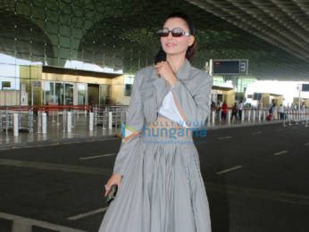 Photos: Urvashi Rautela, Ekta Kapoor and others snapped at the airport