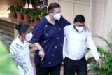 Randhir Kapoor spotted at Kareena Kapoor Khan's house