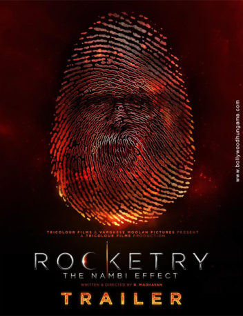 First Look of the Movie Rocketry – The Nambi Effect