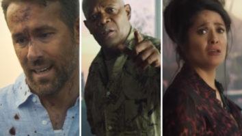 Ryan Reynolds, Samuel L. Jackson and Salma Hayek are in fun yet deadly mayhem in Hitman's Wife's Bodyguard trailer